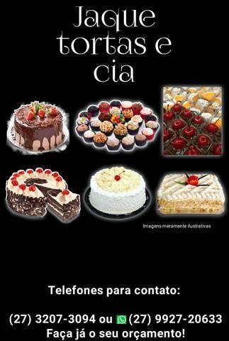 Tortas e doces finos