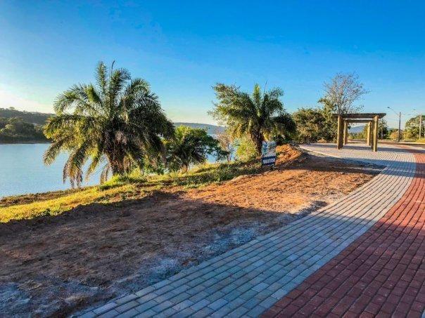 Lago Sul lotes parcelados as margens do Lago Corumbá em Caldas novas - Foto 19