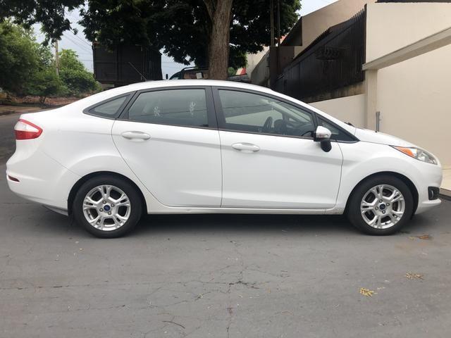 Ford New Fiesta Sendan, 1.6 Flex, Automático, Completo - Foto 3