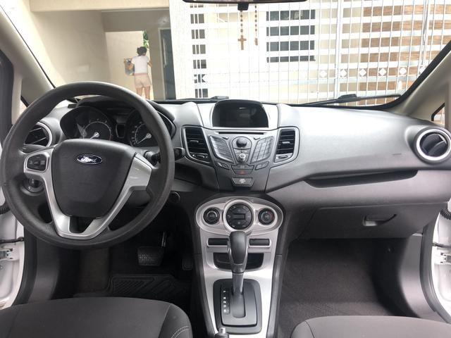Ford New Fiesta Sendan, 1.6 Flex, Automático, Completo - Foto 5