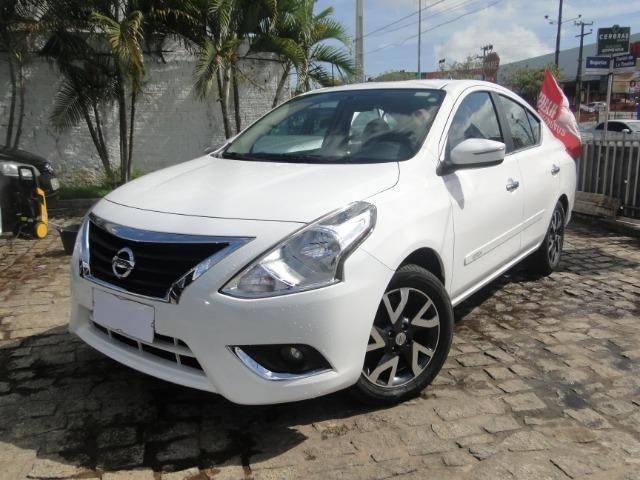Nissan Versa 1.6 SL 2016/2016