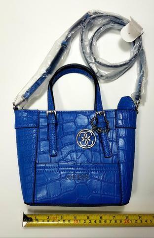 Bolsa Guess azul - Foto 2