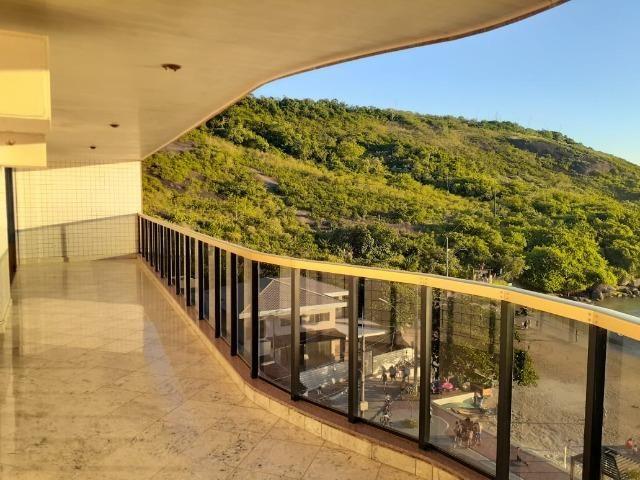 Apartamento Temporada Frente para o Mar Praia do Morro Guarapari (até 20 Pessoas) - Foto 8