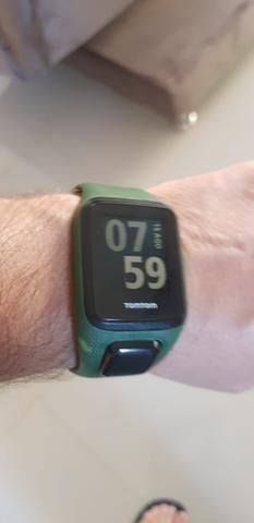 Relógio smart watch TomTom Runner 3 GPS