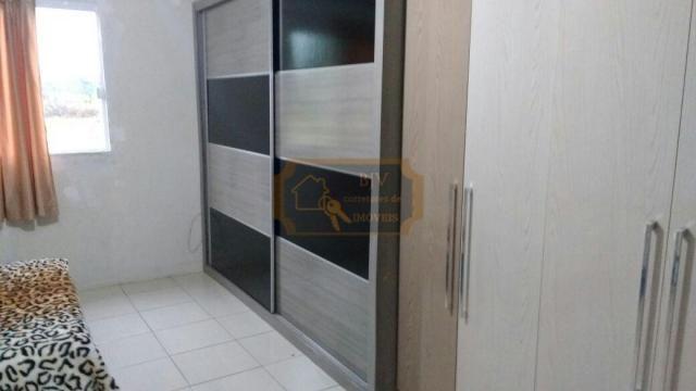 Casa à venda com 3 dormitórios em Caravelle, Passo de torres cod:010 - Foto 7
