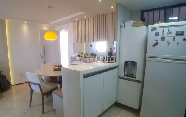 (ESN Tr51827)Apartamento Abarana a venda 64m 2 quartos e 1 vaga Papicu - Foto 8