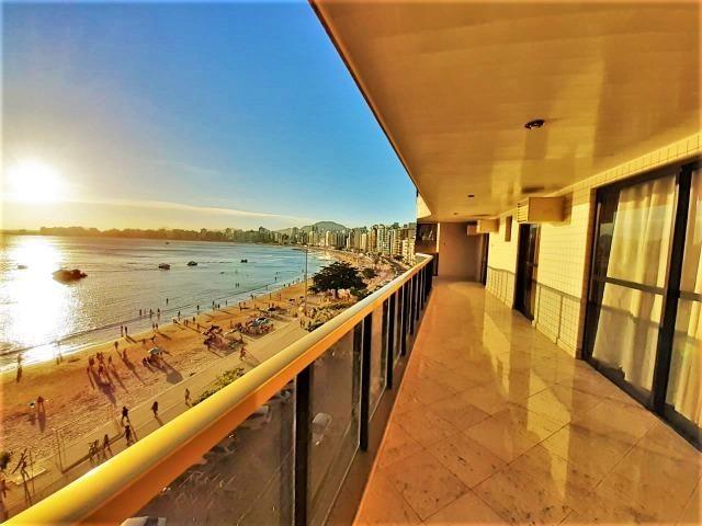 Apartamento Temporada Frente para o Mar Praia do Morro Guarapari (até 20 Pessoas) - Foto 10