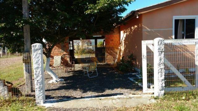 Casa à venda com 3 dormitórios em Caravelle, Passo de torres cod:010 - Foto 3