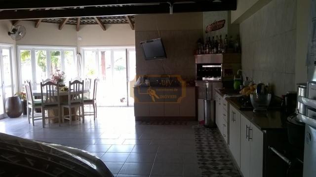 Casa à venda com 4 dormitórios em Rosa do mar, Passo de torres cod:60 - Foto 3