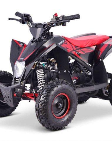 Mini quadriciclo 90cc - Foto 3