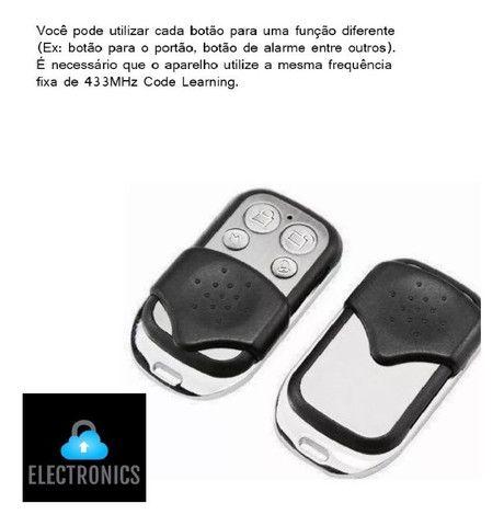 Controle Portão Garagem Clonador (4 canais - para até 4 portões diferentes) - Foto 2