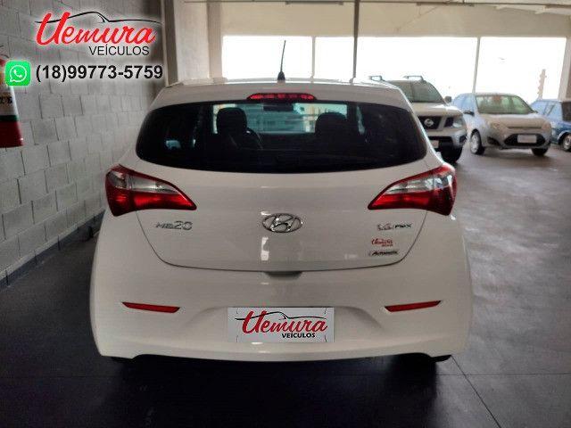 Hyundai/ HB20 1.6 - 2014/2014 - Flex - Branca - Foto 4