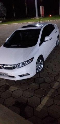Honda civic 2.0 EXR o mais completo 2014 - Foto 8