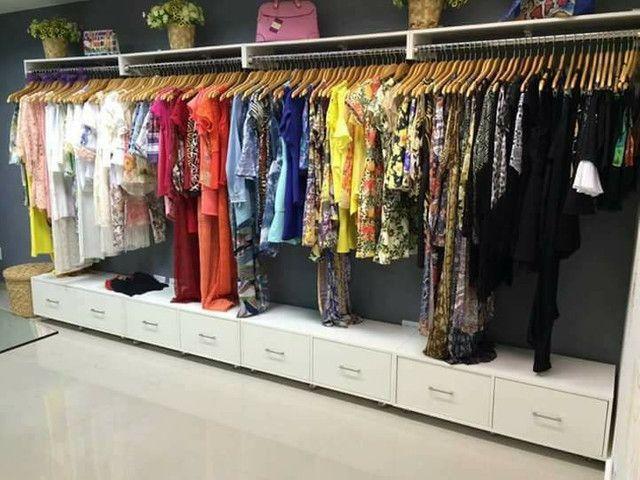 Arara para roupas - Foto 5