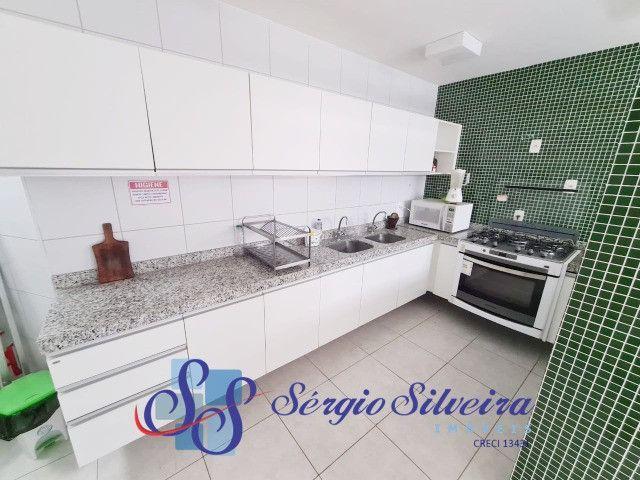 Apartamento no Paraíso das Dunas no Porto das Dunas com 3 suítes - Foto 4