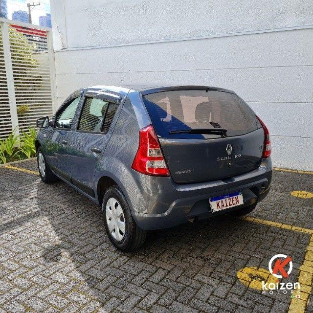 Renault Sandero 1.0 Expression 2013 - Foto 6