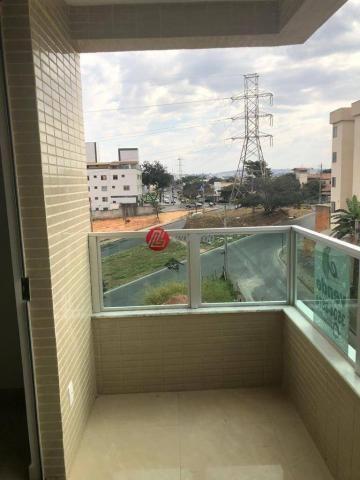Apartamento tipo 2 Quartos com suíte e 2 Vagas - Foto 18