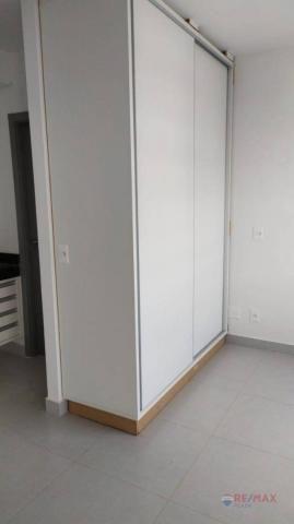 Apartamento com 1 dormitório para alugar, 42 m² por R$ 1.400/mês - Jardim Redentor - São J - Foto 9