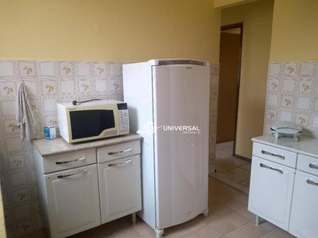 Apartamento com 3 quartos para alugar, 61 m² por R$ 1.200/mês - Cascatinha - Juiz de Fora/ - Foto 5