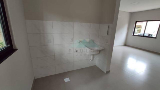 Kitnet com 1 dormitório para alugar, 35 m² por R$ 1.000,00/mês - Parte Norte do Patrimônio - Foto 5