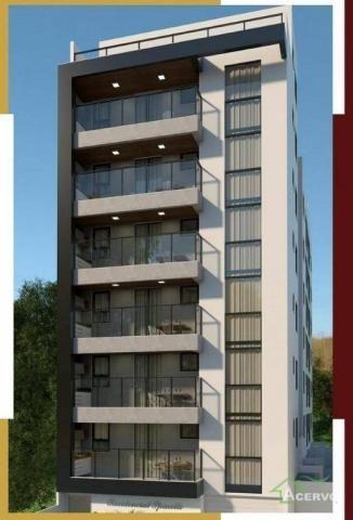 Apartamento com 3 dormitórios à venda por R$ 335.000,00 - Bairu - Juiz de Fora/MG