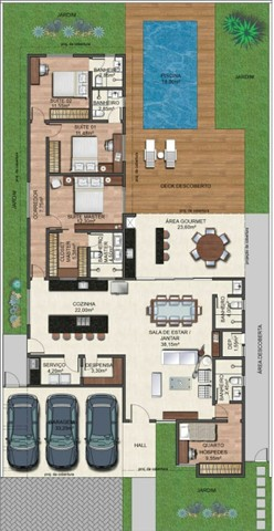 Casa  Linear  -  Residencial  Alvim - Foto 5