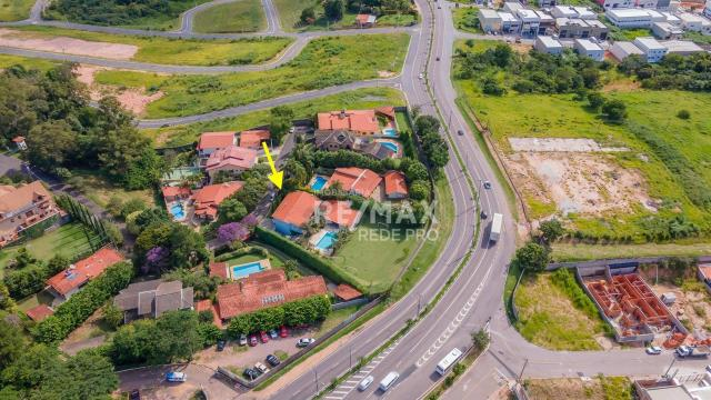 A Casa Azul! Térrea com 3 dormitórios e terreno de 1310m2 à venda no Condomínio Marambaia- - Foto 5