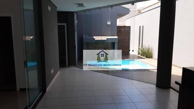 Casa de condomínio para alugar com 4 dormitórios cod:CA2369 - Foto 11
