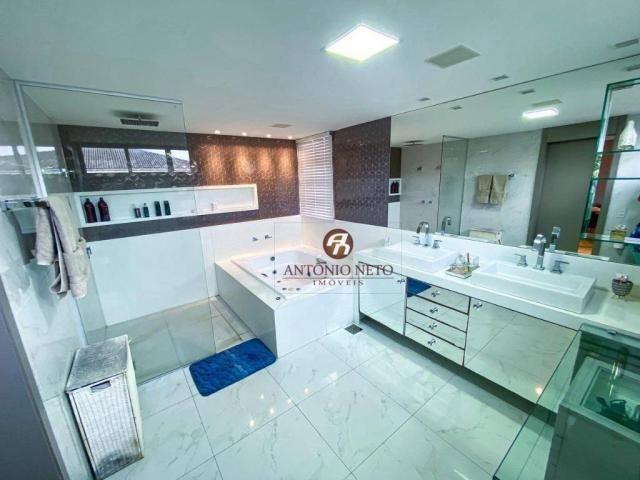 Casa à venda, 406 m² por R$ 3.600.000,00 - Eusébio - Eusébio/CE - Foto 19
