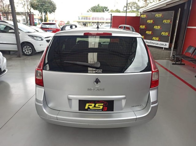 Renault MEGANE GRAND TOUR DYNAMIQUE 1.6 16V HI-FLEX MEC. - Foto 5