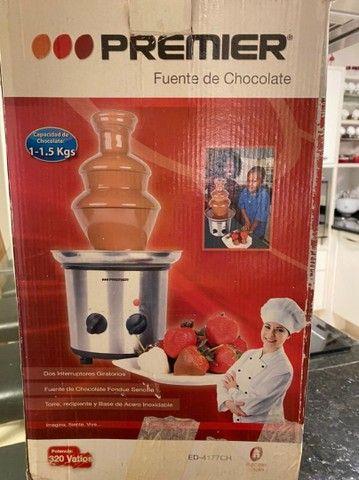 Fonte de chocolate 3 andares  - Foto 2