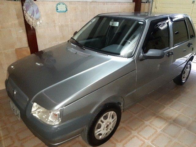 Fiat UNO Economy em perfeito estado de conservação - Foto 8