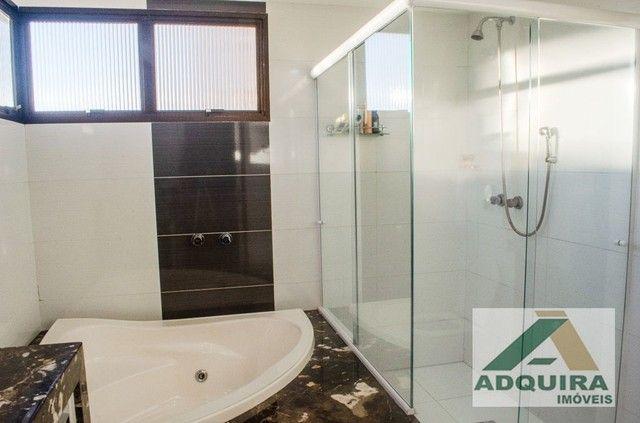 Apartamento com 3 quartos no Edifício Vitória Regia - Bairro Centro em Ponta Grossa - Foto 15