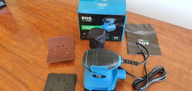 Lixadeira EOS max pro profissional - Foto 2