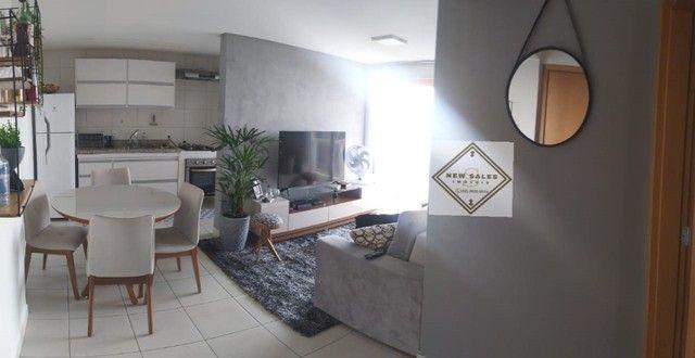 64m Apartamento com amplos quartos - Foto 10