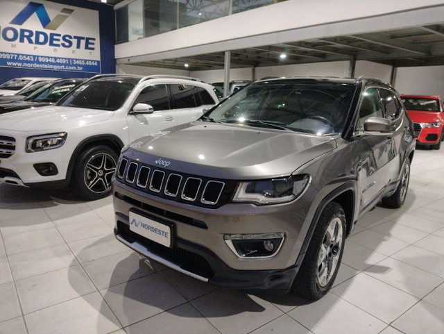 Jeep Compass Limited 2.0 2017