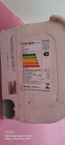 Ar condicionado midiaaa  - Foto 3