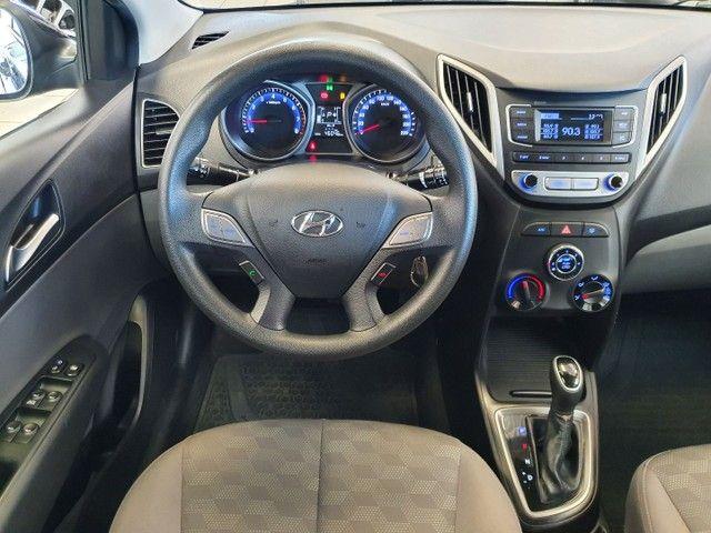 HB20 Sedan Comfort 2018 1.6 Automático  - Foto 8