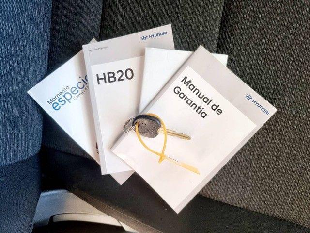 HYUNDAI HB20 2019/2020 1.0 12V FLEX SENSE MANUAL - Foto 10