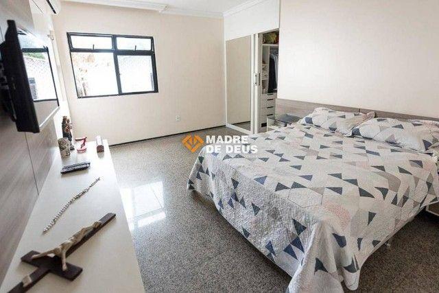 Excelente apartamento nascente, 150 m2, 3 dormitórios, Dionisio Torees Fortaleza Ceará - Foto 11