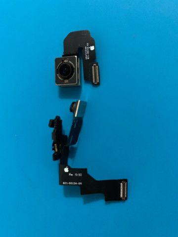 Câmera frontal e traseira original iPhone 6s Plus