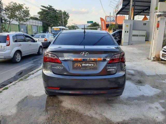 Hyundai HB20S 1.6 Automático C/GNV - 2014 - Foto 10