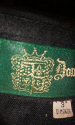 Camisa Preta Dom Vicente - Foto 4