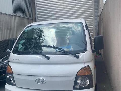 Hyundai HR Baú