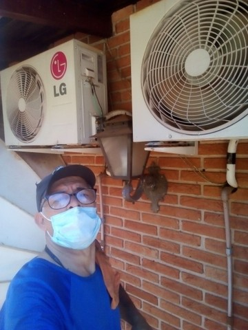 Instalação de ar condicionado e manutenção de ar condicionado - Foto 3
