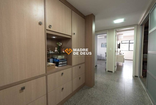Excelente apartamento nascente, 150 m2, 3 dormitórios, Dionisio Torees Fortaleza Ceará - Foto 9