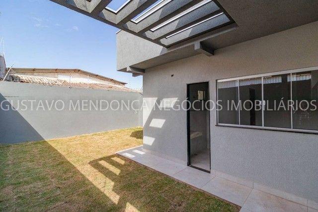 Belíssima casa térrea nova no bairro Rita Vieira 1-  Com duas suites - Foto 20