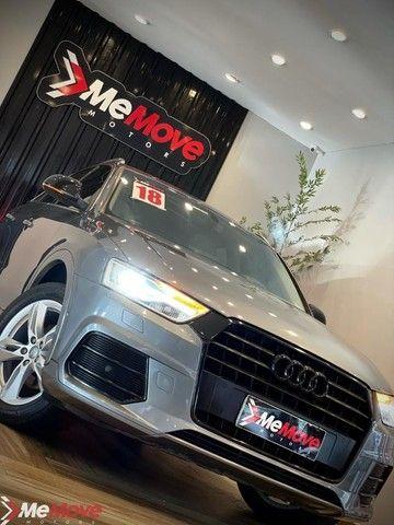 Audi Q3 Ambiente Plus 1.4 2018 Flex 57 mil km - Foto 4