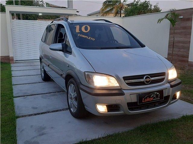 Chevrolet Zafira 2010 2.0 mpfi elegance 8v flex 4p automático - Foto 3