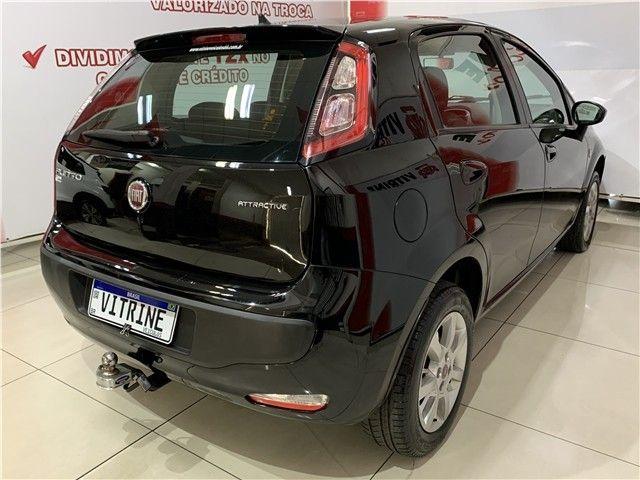 Fiat Punto 2015 1.4 attractive 8v flex 4p manual - Foto 9